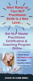 NLP Master Practitioner Online