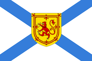 NLP Nova Scotia Flag image